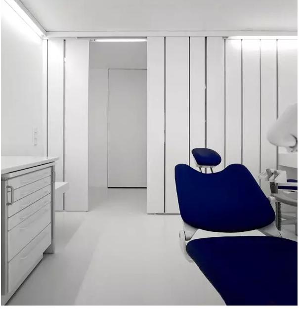 外国银竟然把牙科诊所也设计得如此的高端
